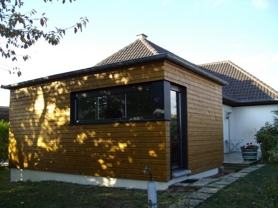 Maison ossature bois marne construction b timent bbc 52 for Maison ossature bois marne